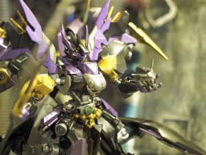 Vengeance of Evil God • Loki Gundam -Rognarok. Ver-