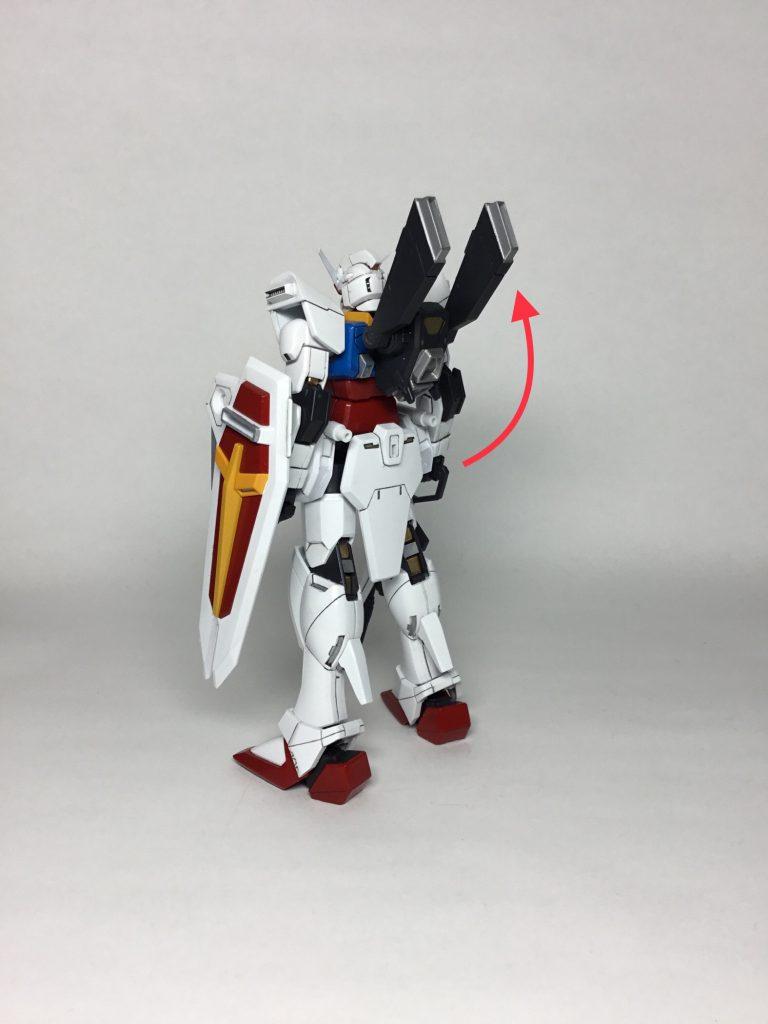フリーダムガンダム ver.RX-78〔ゼロ〕 アピールショット6