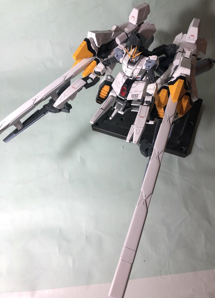 RX-9 ナラティブガンダムA装備 アピールショット3