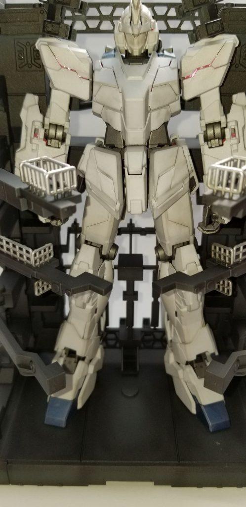 MG RX-0 ユニコーンガンダム アピールショット3