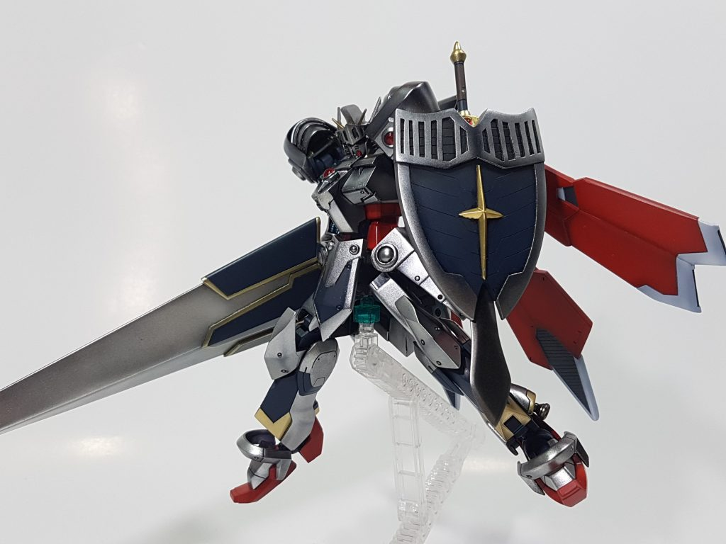 リアルタイプ 聖騎士ガンダム