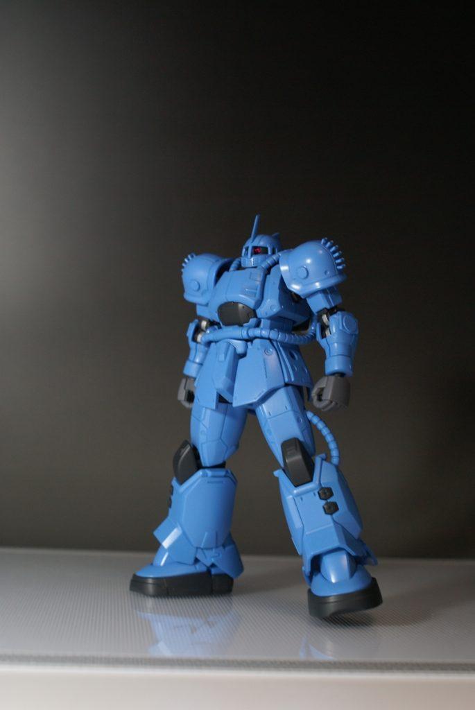 "HG ORIGIN MS-04 ""BUGU"" 制作工程1"