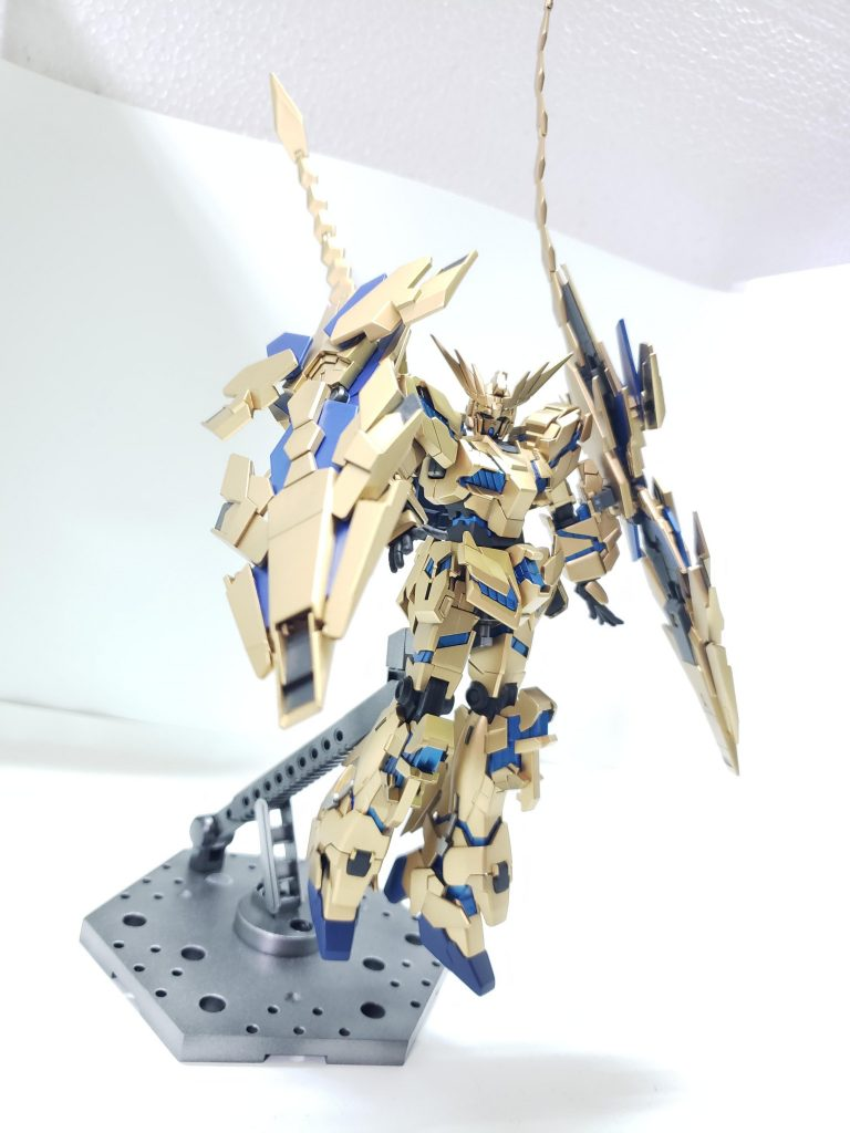 ユニコーンガンダム 3号機 フェネクス アピールショット3