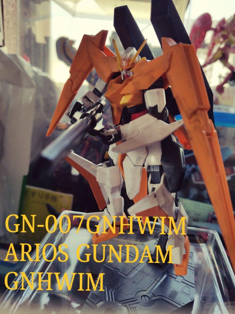 GN-007 ARIOS GUNDAM GNHWIM