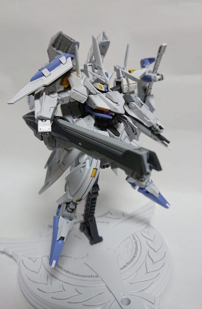 GNW-004 ガンダムスローネ4(フィーア) 制作工程1