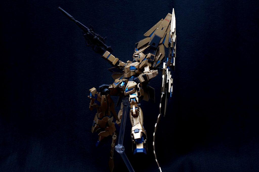 ユニコーンガンダム3号機 フェネクス (ナラティブVer.) アピールショット6