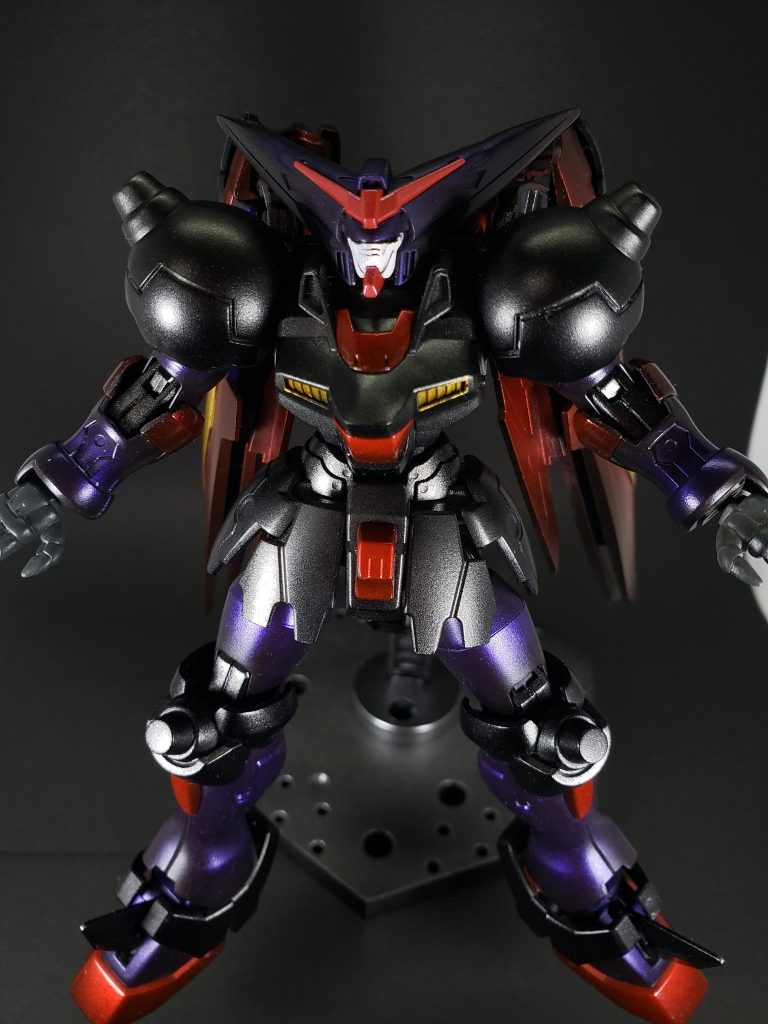 EXVSシリーズ風 マスターガンダム アピールショット2