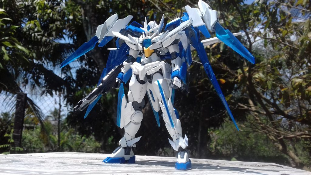 Gundam 00 Starburst アピールショット1