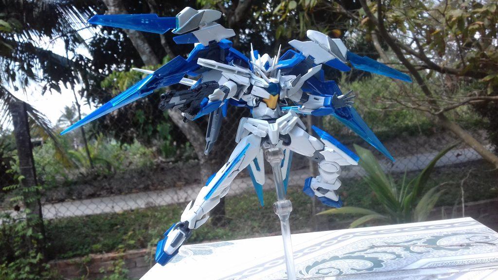 Gundam 00 Starburst アピールショット2