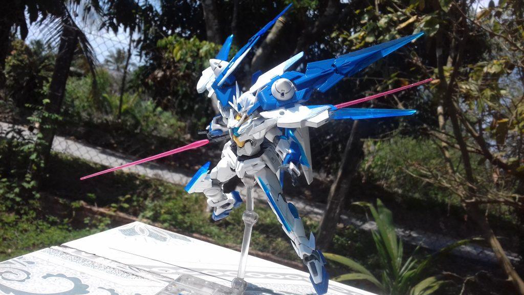 Gundam 00 Starburst アピールショット3