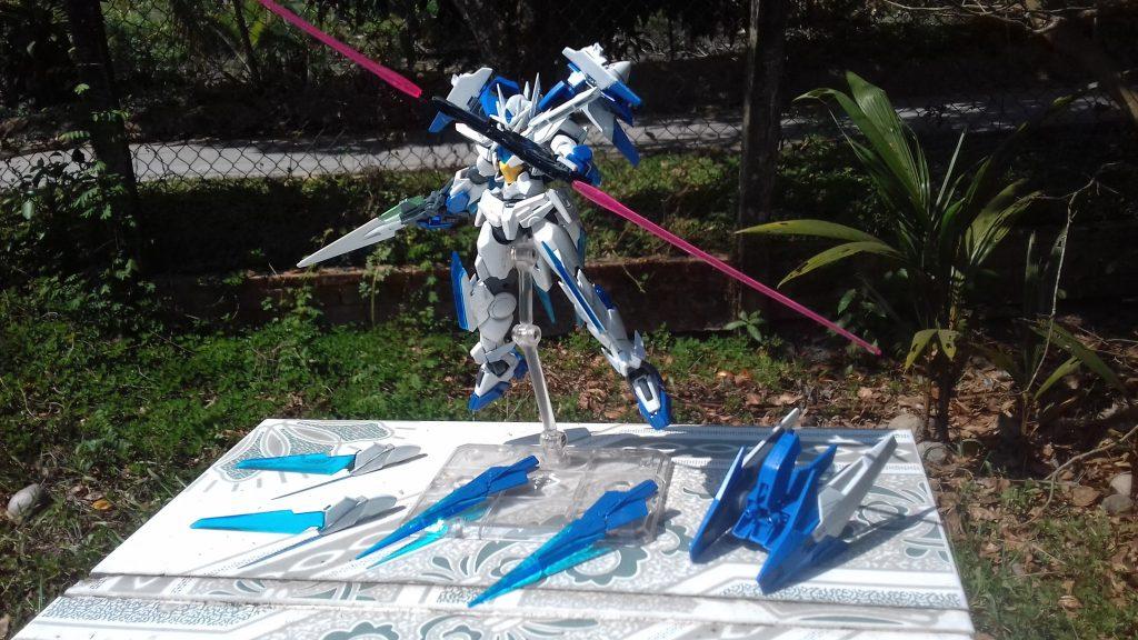 Gundam 00 Starburst アピールショット4
