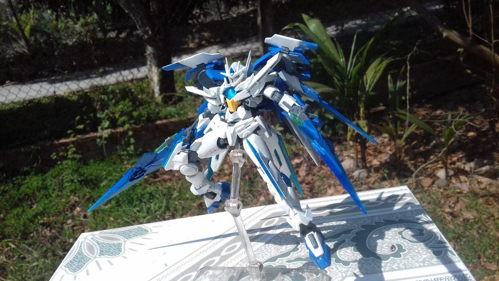 Gundam 00 Starburst 制作工程1