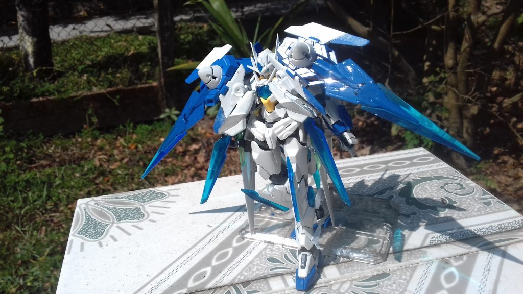 Gundam 00 Starburst 制作工程2