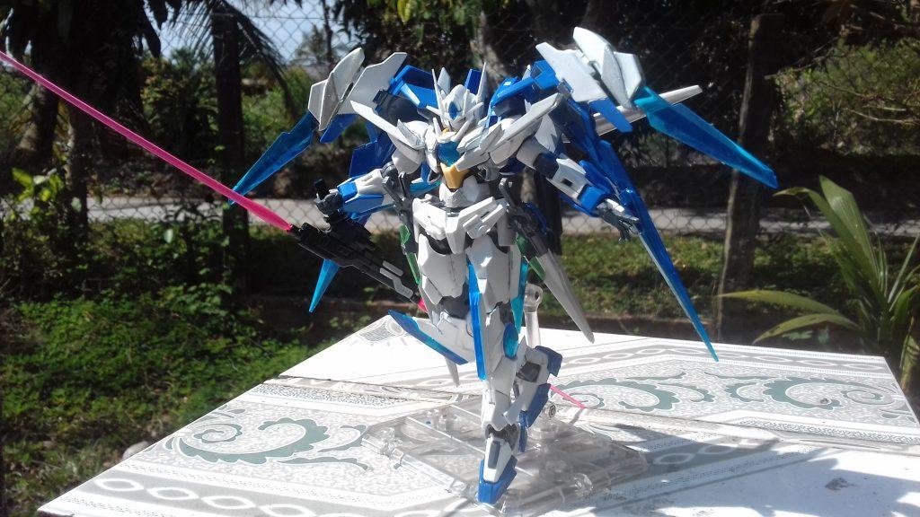 Gundam 00 Starburst 制作工程3