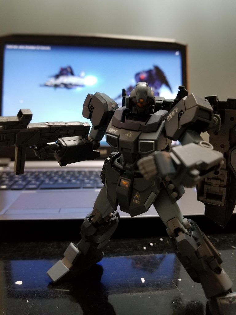RGM-96X JESTA アピールショット1