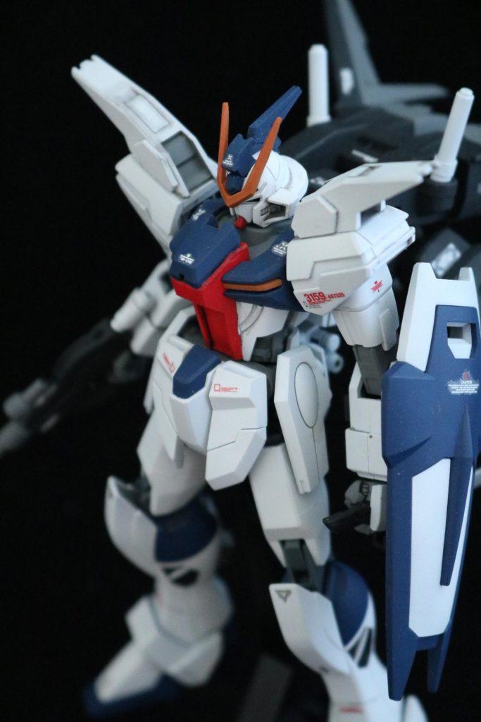 """GSB-O-B.1 GUNDAM AnFang"" アピールショット1"