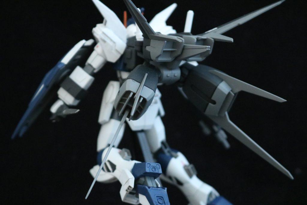 """GSB-O-B.1 GUNDAM AnFang"" アピールショット3"