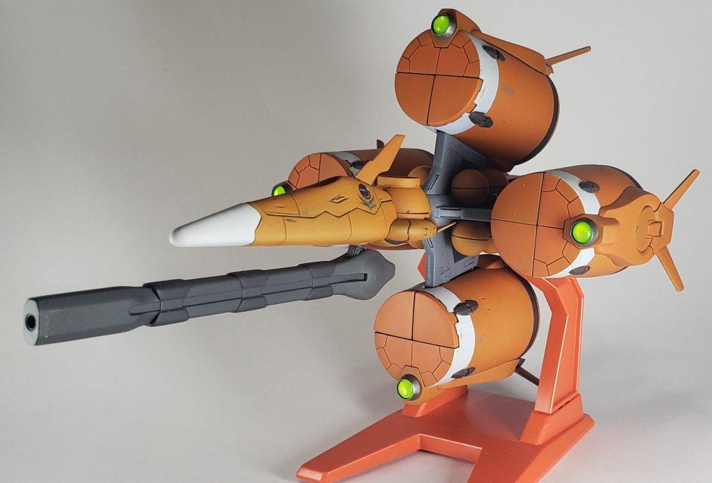 EXモデル メビウス・ゼロ アピールショット1
