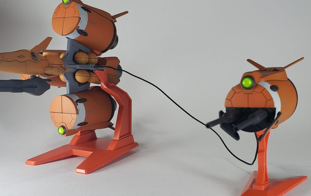 EXモデル メビウス・ゼロ アピールショット5