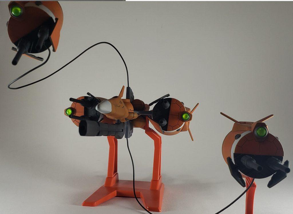 EXモデル メビウス・ゼロ アピールショット6