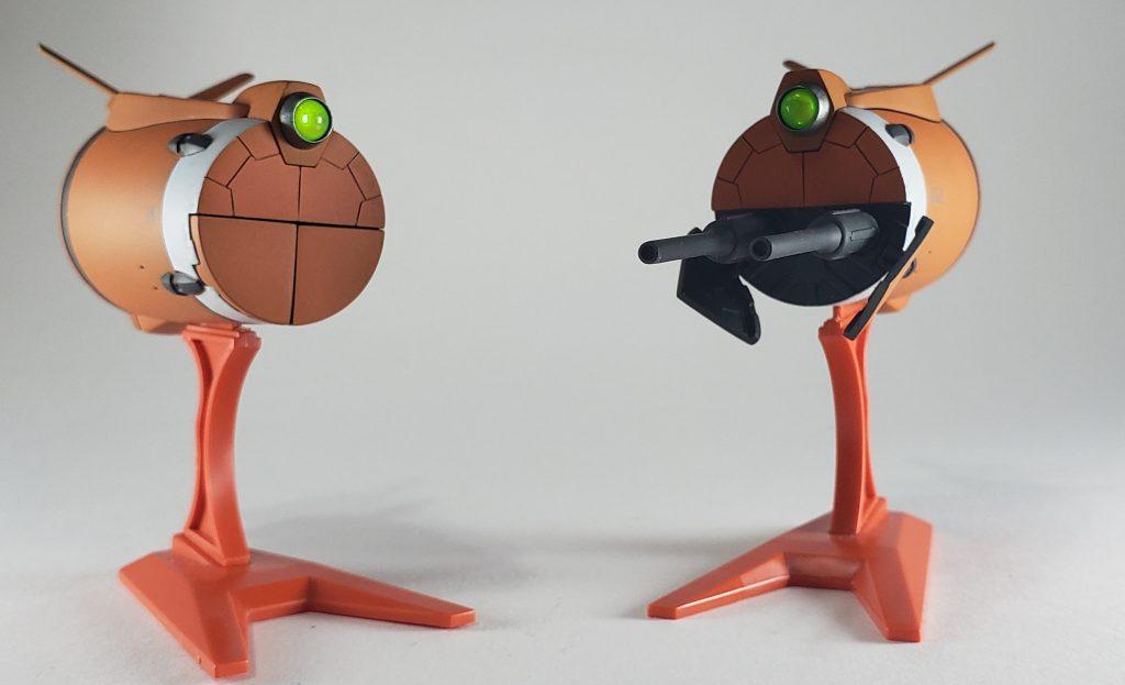 EXモデル メビウス・ゼロ アピールショット7