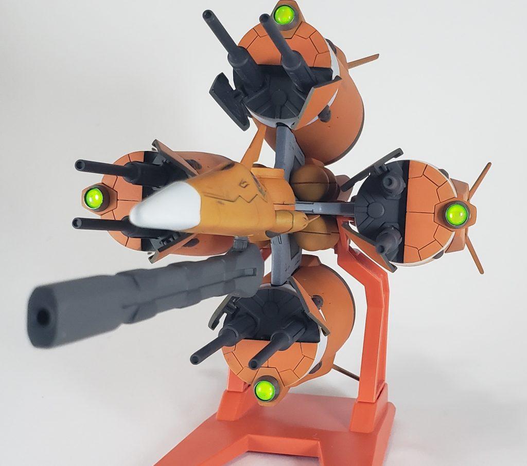EXモデル メビウス・ゼロ アピールショット4