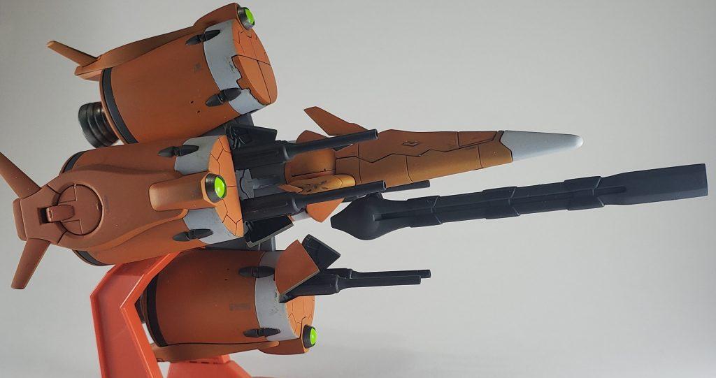 EXモデル メビウス・ゼロ アピールショット3