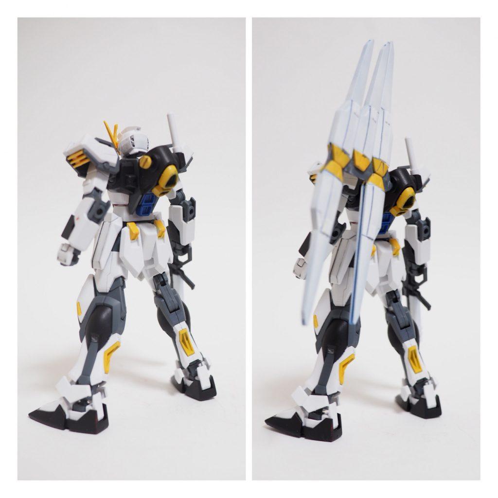 ν-STRIKE GUNDAM アピールショット3