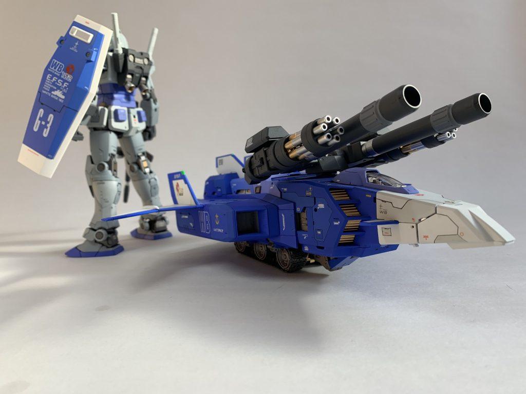 オリジン版RX-78-3 ガンダム アピールショット5