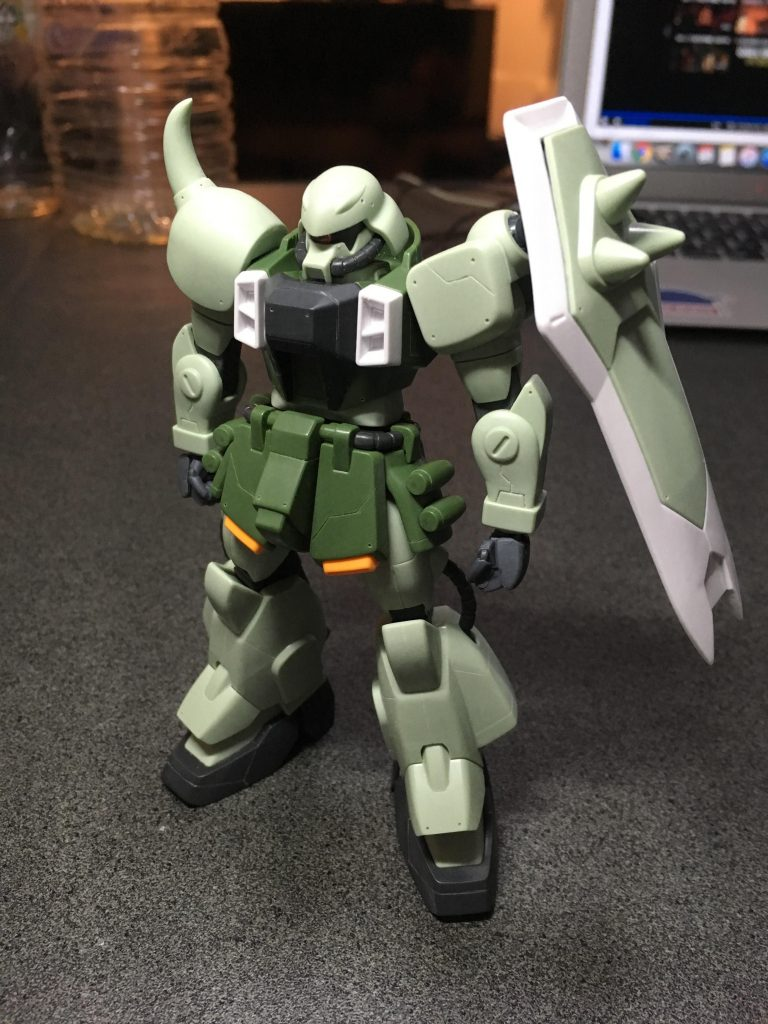 ZAKU WARRIOR – Gatling Tempest アピールショット6