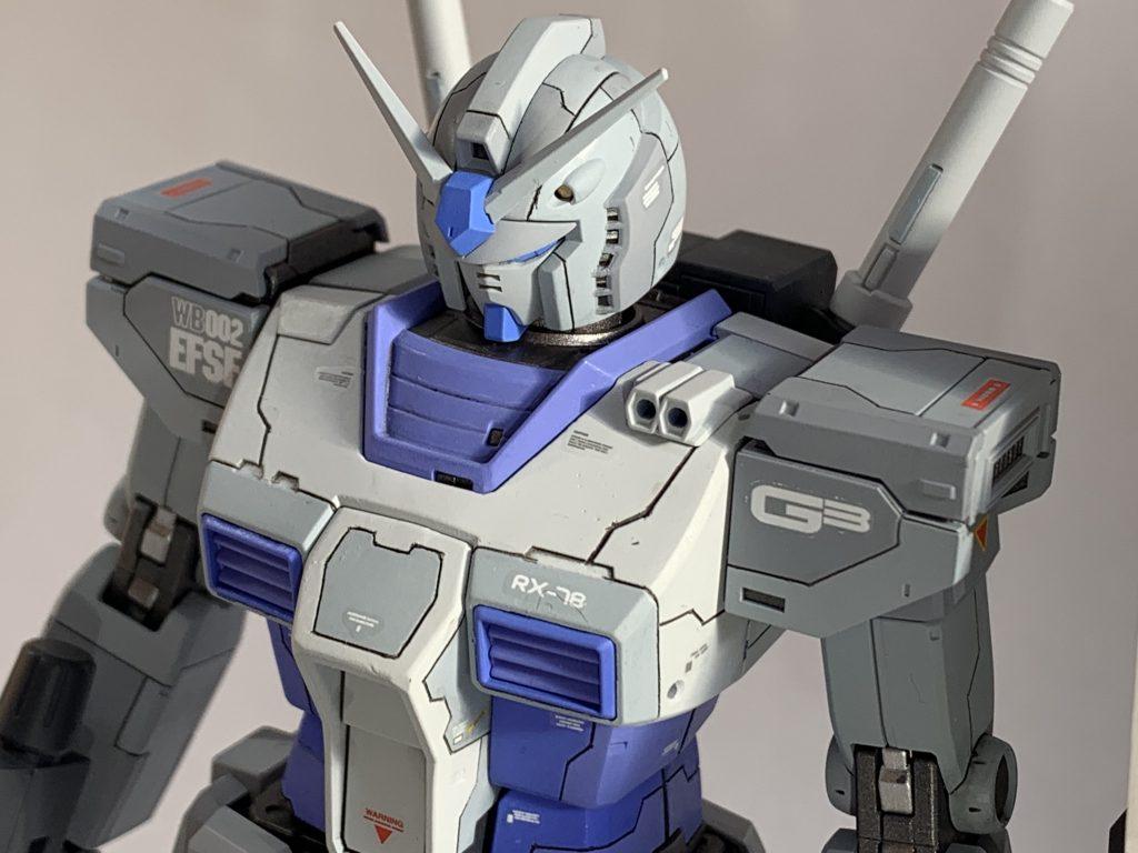 オリジン版RX-78-3 ガンダム