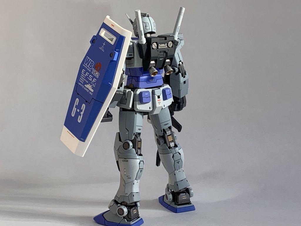 オリジン版RX-78-3 ガンダム アピールショット2