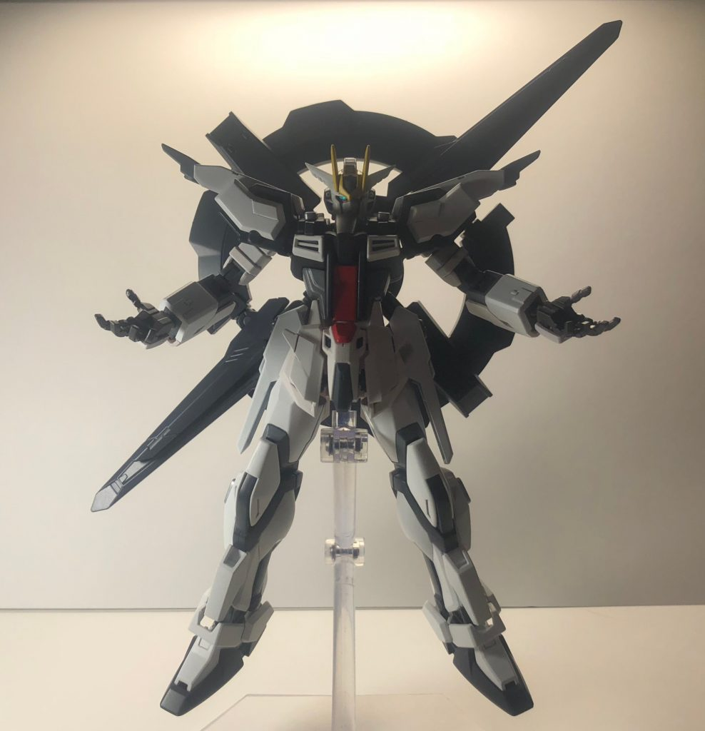 Ex-SEED STRIKE GUNDAM 制作工程2