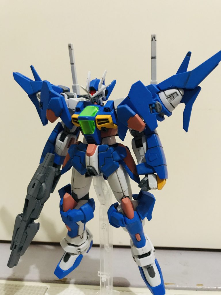 GUNDAM OO DIVER ASCENSION