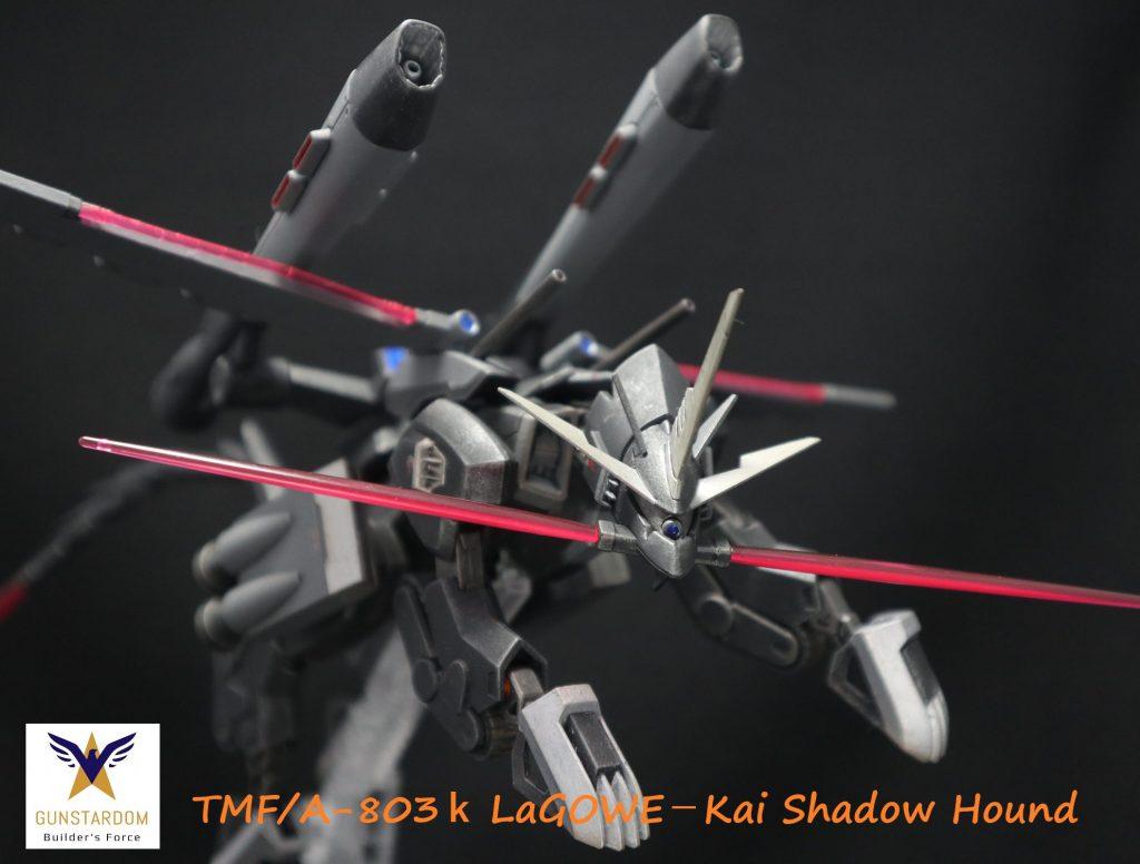 TMF/A-803k LaGOWE-Kai Shadow Hound (ラゴゥ改 シャドウハウンド)