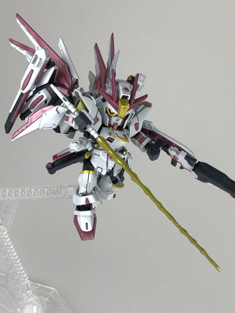 SDFS-GV-08 ガンダム ユフィル アピールショット5