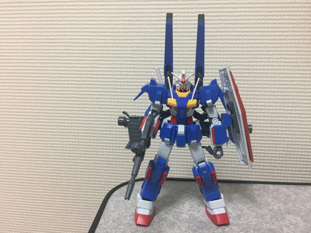 GN-000(?)  Oガンダム(?)