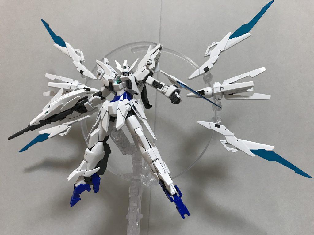 ガンダムAGE-IIトランジェントマグナムメサイア アピールショット6
