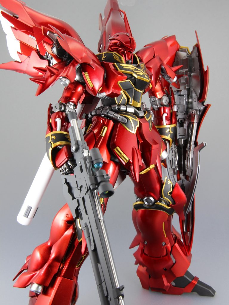 MG シナンジュ アピールショット7