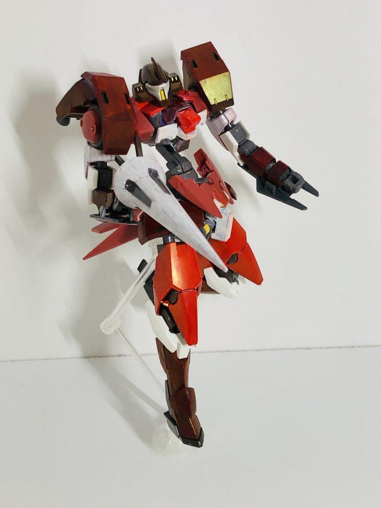 レギンレイズ-X(カイ) アピールショット2