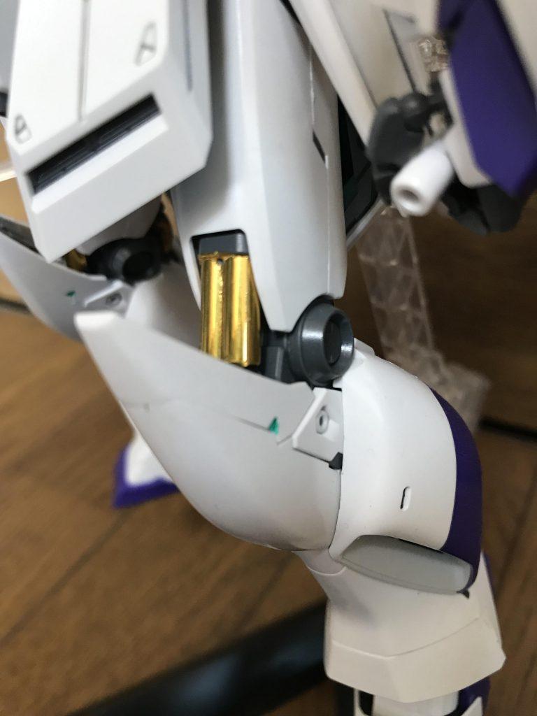 第4作目 MG Hi-νガンダム ver.ka アピールショット1