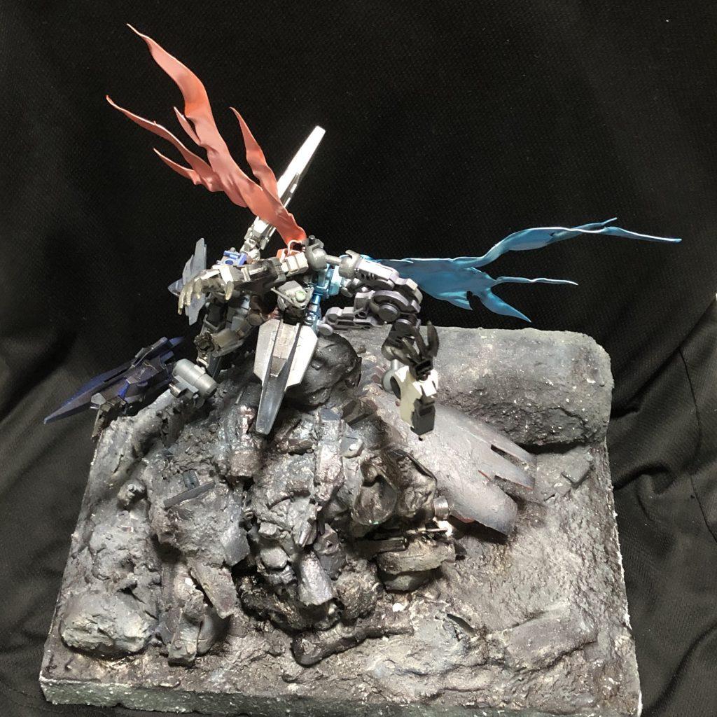 ーAbandoned Gundamー アピールショット1