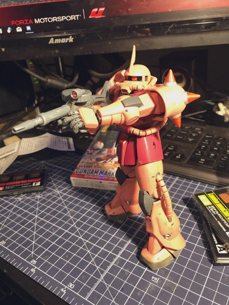 MS-06S シャア専用ザク