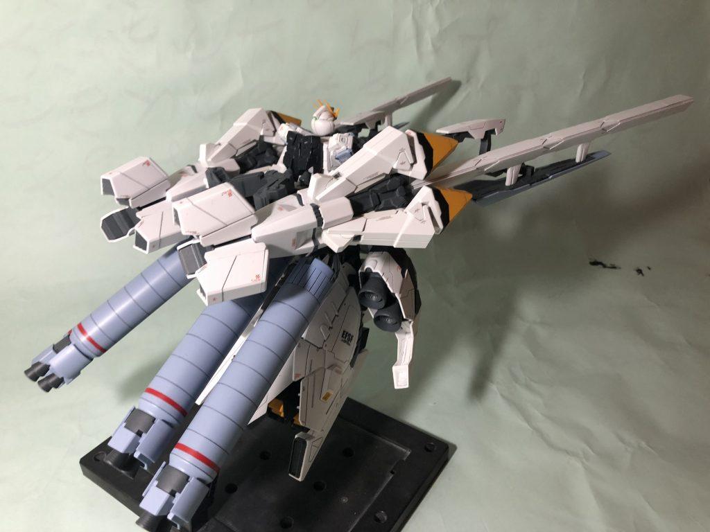 RX-9 ナラティブガンダムA装備 アピールショット4