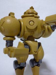 拠点防衛型無人MS「アラハバキ」
