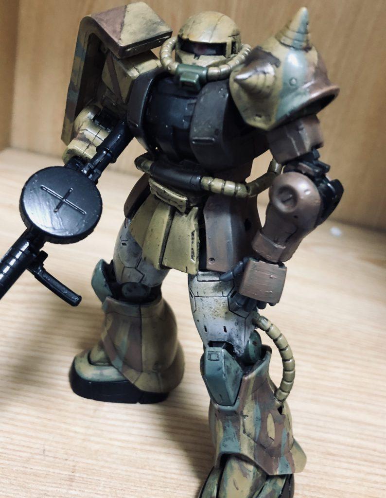 陸戦型ザク