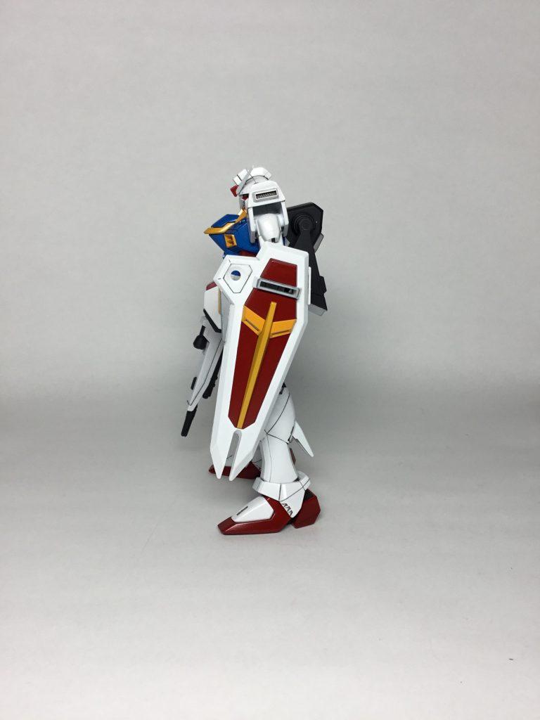 フリーダムガンダム ver.RX-78〔ゼロ〕 アピールショット4
