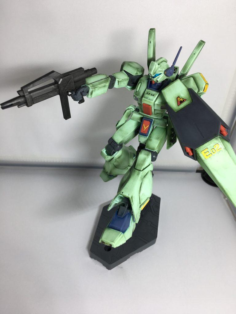 初投稿 RGM-89ジェガン アピールショット1