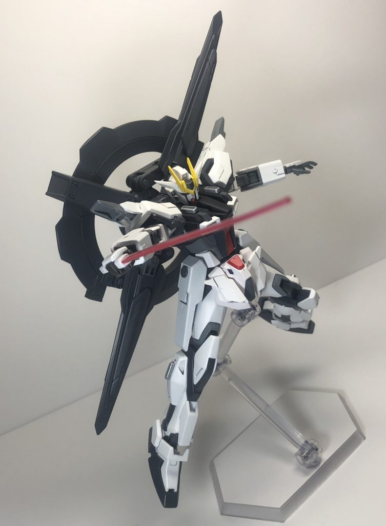 Ex-SEED STRIKE GUNDAM アピールショット3