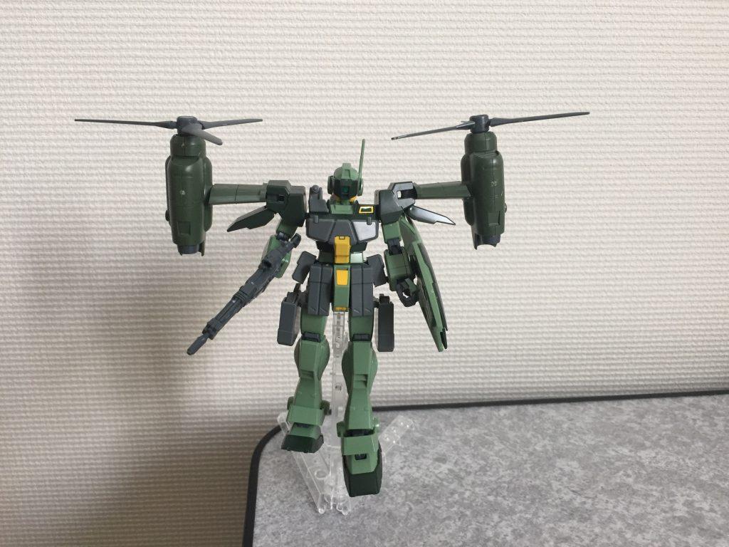 RGM-79SP-S ジム・スナイパーⅡ ハミングバード